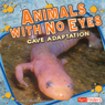 Animals with No Eyes: Cave Adaptation, by Kelly Regan Barnhill