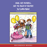 Annie and Snowball and the Dress-up Birthday (Unabridged) Audiobook, by Cynthia Rylant