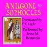 Antigone: Translated by F. L. Light (Unabridged) Audiobook, by F. L. Light