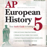 AP European History 2009: Your Audio Guide to Getting a 5 (Unabridged), by Awdeeo