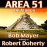 Area 51: the Mission (Unabridged) Audiobook, by Bob Mayer