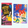 Art Dog and Mystery on the Dock (Unabridged), by Thacher Hurd