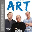 Art Audiobook, by Yasmina Reza