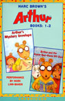 Arthur: Books 1-2 (Unabridged) Audiobook, by Marc Brown