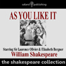 As You Like It (Dramatised) (Unabridged) Audiobook, by William Shakespeare