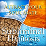 Attract Your Soul Mate Subliminal Affirmations: Find True Love & Life Partner, Solfeggio Tones, Binaural Beats, Self Help Meditation Hypnosis Audiobook, by Subliminal Hypnosis