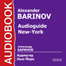 Audioguide - New York, by Alexander Barinov