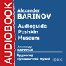 Audioguide - Pushkin Museum, by Alexander Barinov