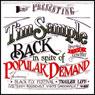 Back in Spite of Popular Demand, by Tim Sample
