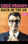 Back in the UK: Edinburgh Edition Audiobook, by Greg Proops