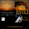 Back Seat to Justice (Unabridged) Audiobook, by Tim Baker