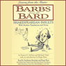 Barbs from the Bard: Shakespearean Insults With Modern Translations and Notes (Unabridged), by Stefan Rudnicki