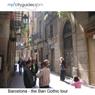 Barcelona Gotic - Born Tour: mp3cityguides Walking Tour (Unabridged) Audiobook, by Simon Harry Brooke