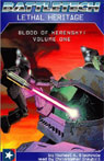 Battletech: Lethal Heritage (Blood of Kerensky: Volume One), by Michael A. Stackpole