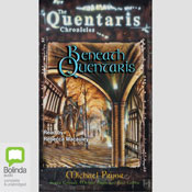 Beneath Quentaris: The Quentaris Chronicles, Book 5 (Unabridged) Audiobook, by Michael Pryor