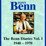 The Benn Diaries, 1940-1970, by Tony Benn