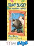 Benny Bensky and the Parrot-Napper: Bram Reading series (Unabridged) Audiobook, by Mary Borsky