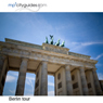 Berlin: mp3cityguides Walking Tour (Unabridged) Audiobook, by Simon Harry Brooke