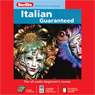Berlitz Italian Guaranteed (Unabridged) Audiobook, by Berlitz