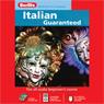 Berlitz Italian Guaranteed (Unabridged), by Berlitz