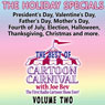 The Best of Cartoon Carnival, Volume 2: The Holiday Specials, by Joe Bevilacqua