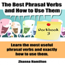 The Best Phrasal Verbs and How to Use Them: Workbook 3 (Unabridged), by Zhanna Hamilton