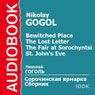 A Bewitched Place, The Lost Letter, The Fair at Sorochyntsi, and St. Johns Eve Audiobook, by Nikolai Gogol
