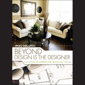 Beyond Design Is the Designer: A Common Blueprint for Peaceful Design (Unabridged) Audiobook, by Vikki DelGado