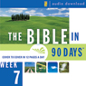 The Bible in 90 Days: Week 7: Psalm 90:1 - Isaiah 13:22 (Unabridged), by Unspecified