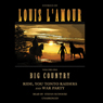 Big Country: Stories of Louis LAmour, Vol. 1 (Unabridged) Audiobook, by Louis L'Amour
