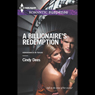 A Billionaires Redemption: Vengeance in Texas, Book 3 (Unabridged), by Cindy Dees