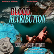 Blood Retribution: Lee Nez, Book 2 (Unabridged), by David Thurlo