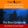 The Blue Carbuncle (Unabridged) Audiobook, by Sir Arthur Conan Doyle