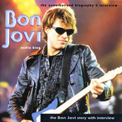 The Bon Jovi Story: A Rockview Audiobiography Audiobook, by Pete Bruens