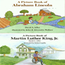 A Book of Abraham Lincoln and A Book of Martin Luther King, Jr. (Unabridged) Audiobook, by David A. Adler