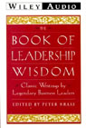 The Book of Leadership Wisdom, by Andrew S. Grove