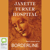 Borderline (Unabridged), by Janette Turner Hospital