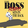 The Boss Always Sits in the Back (Unabridged) Audiobook, by Jon D'Amore