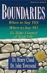 Boundaries (Unabridged) Audiobook, by Dr. Henry Cloud