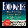 Boundaries Audiobook, by Dr. Henry Cloud