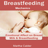 Breastfeeding Mechanics: Emotional Affect on Breast Milk & Breastfeeding (Unabridged) Audiobook, by Martha Calder