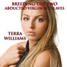 Breeding the Two Abducted Virgin Sex Slaves (Unabridged) Audiobook, by Terra Williams