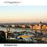 Budapest: mp3cityguides Walking Tour (Unabridged), by Simon Harry Brooke