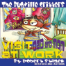 The Bugville Critters Visit Dad and Mom at Work: Buster Bees Adventures Series #1 (Unabridged), by Robert Stanek