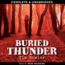 Buried Thunder (Unabridged) Audiobook, by Tim Bowler