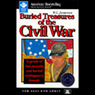 Buried Treasures of the Civil War Audiobook, by W.C. Jameson