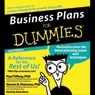 Business Plans for Dummies, Second Edition Audiobook, by Paul Tiffany
