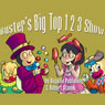 Busters Big Top 1 2 3 Show: Bugville Jr. Learning Adventures (Unabridged) Audiobook, by Robert Stanek