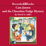 Cam Jansen and the Chocolate Fudge Mystery (Unabridged) Audiobook, by David Adler