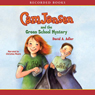 Cam Jansen and the Green School Mystery (Unabridged), by David Adler
